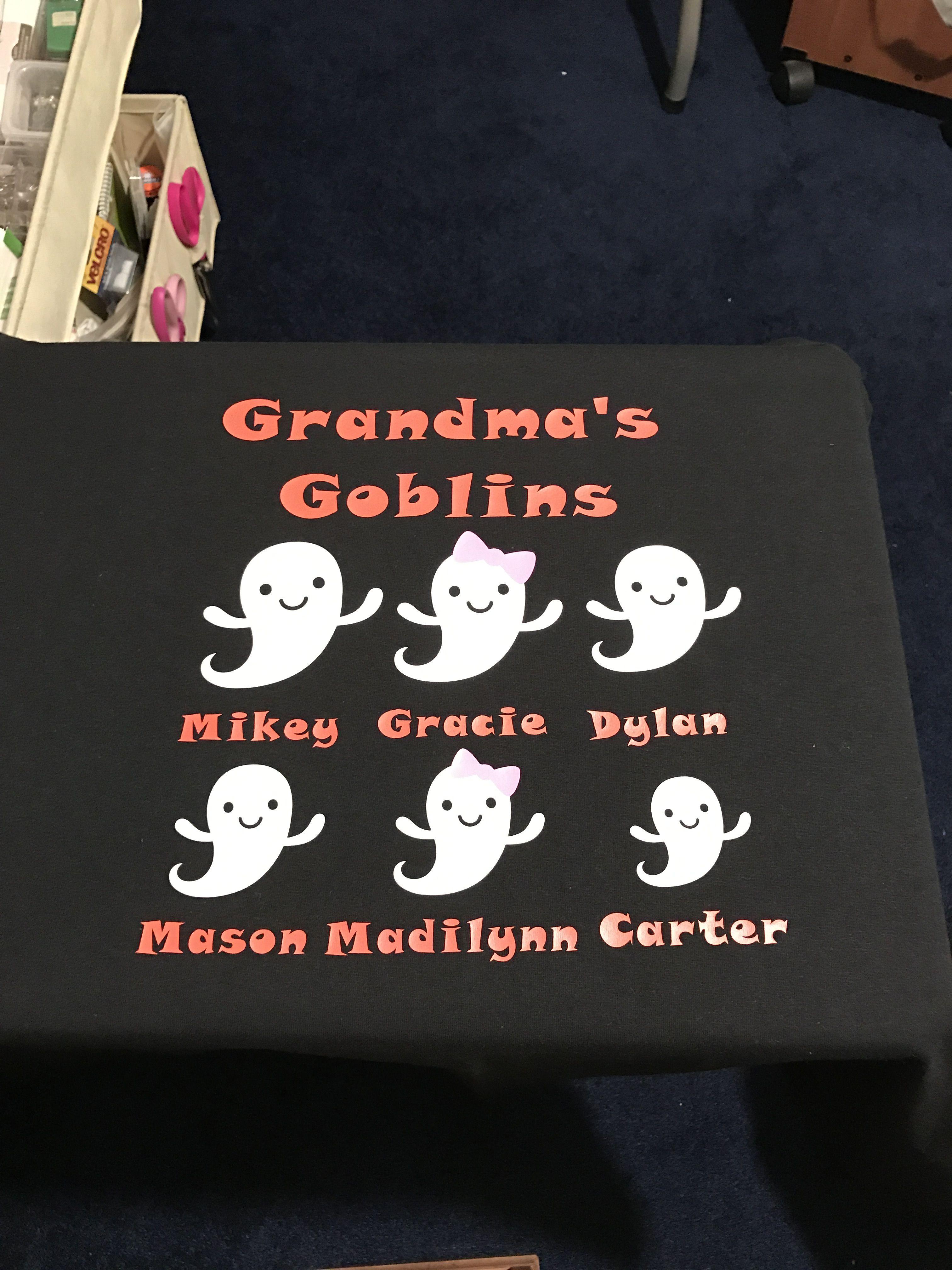 My new Halloween t-shirt