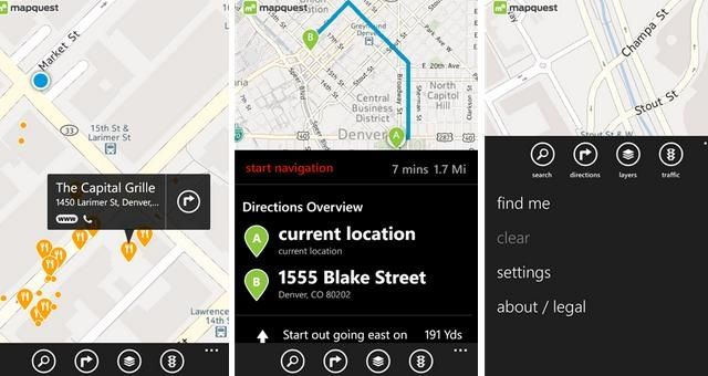 Pin by on Blog Windows phone, App, Current location