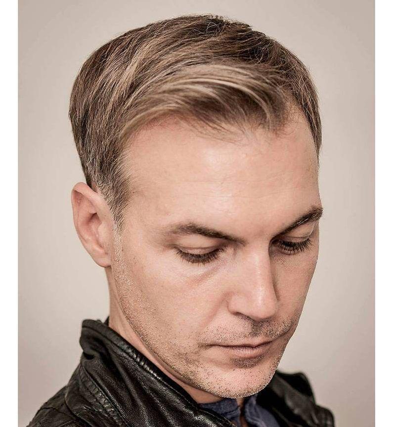 10 Best Hairstyles For Balding Men Thinninghairmen Menshairstyles