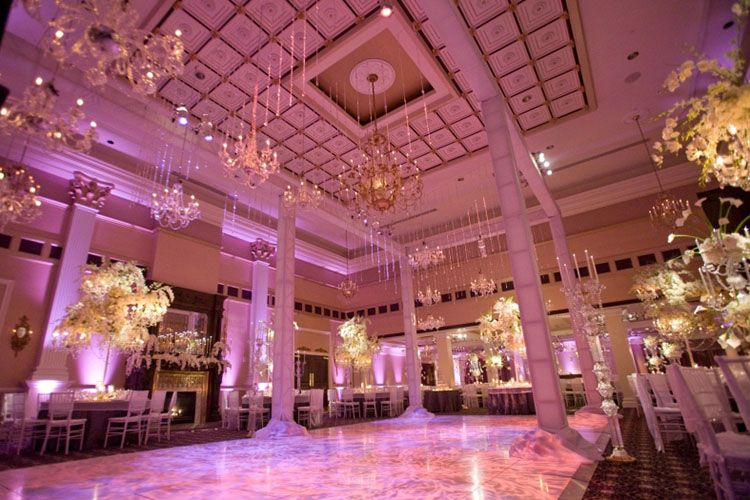 Wedding Receptions New Jersey Palace At Somerset Park Meetings