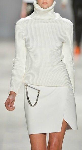 Winter White Outfit Joe Fresh AW 2013