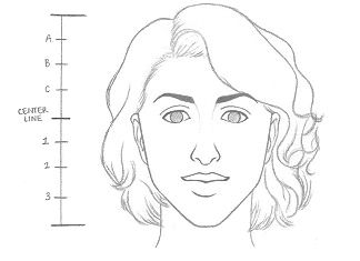 Learn how to draw a face in 8 easy steps beginners female faces learn how to draw a face in 8 easy steps beginners ccuart Image collections
