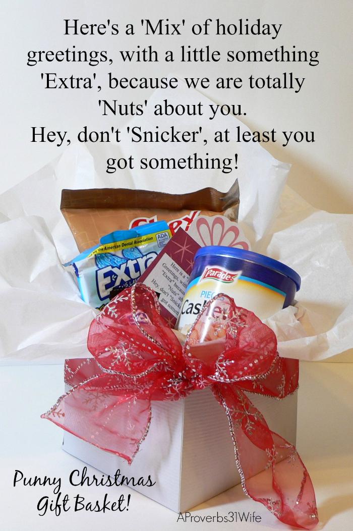 Funny neighbor christmas gift ideas