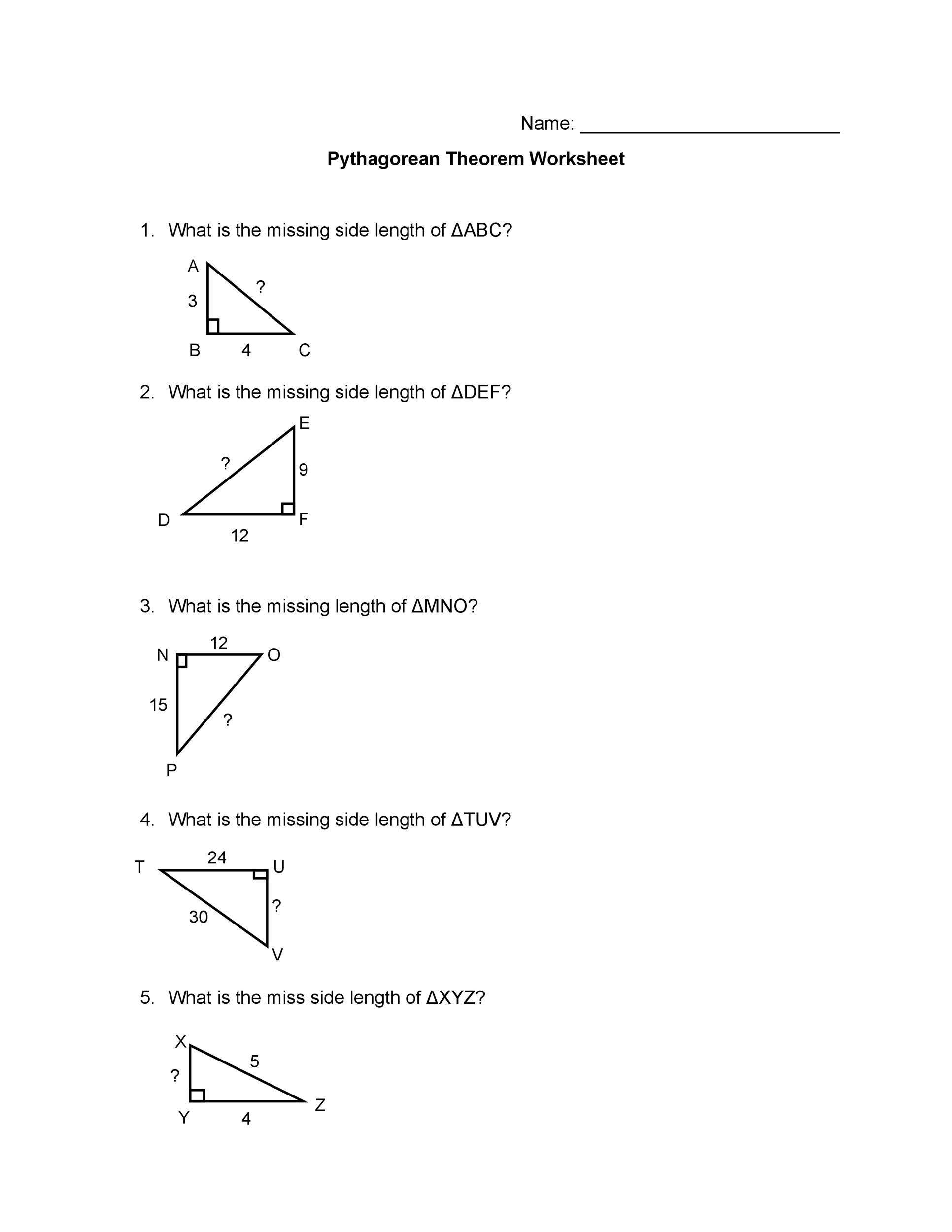 Pythagorean Theorem Word Problems Worksheet Math Pythagorean Theorem Word Problems Worksheets Theor In 2020 Word Problem Worksheets Word Problems Pythagorean Theorem