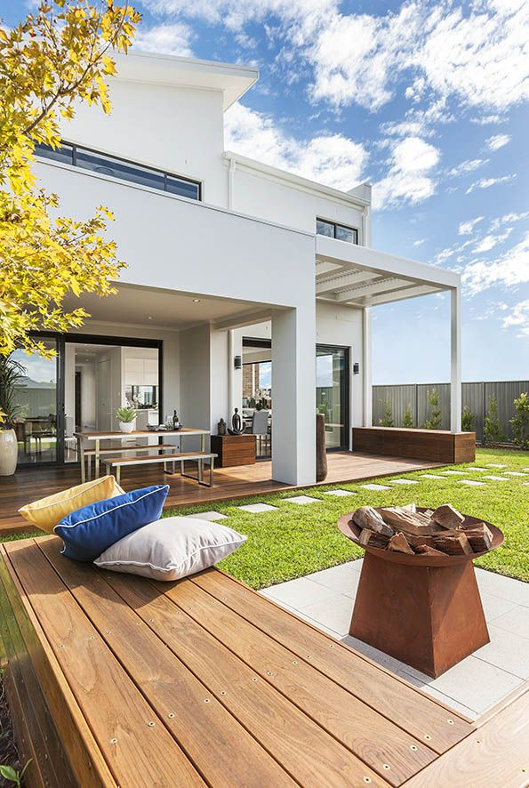OUTDOOR LIVING / ALFRESCO - Synergy 29 with Vibe Façade on ... on Synergy Outdoor Living id=62399