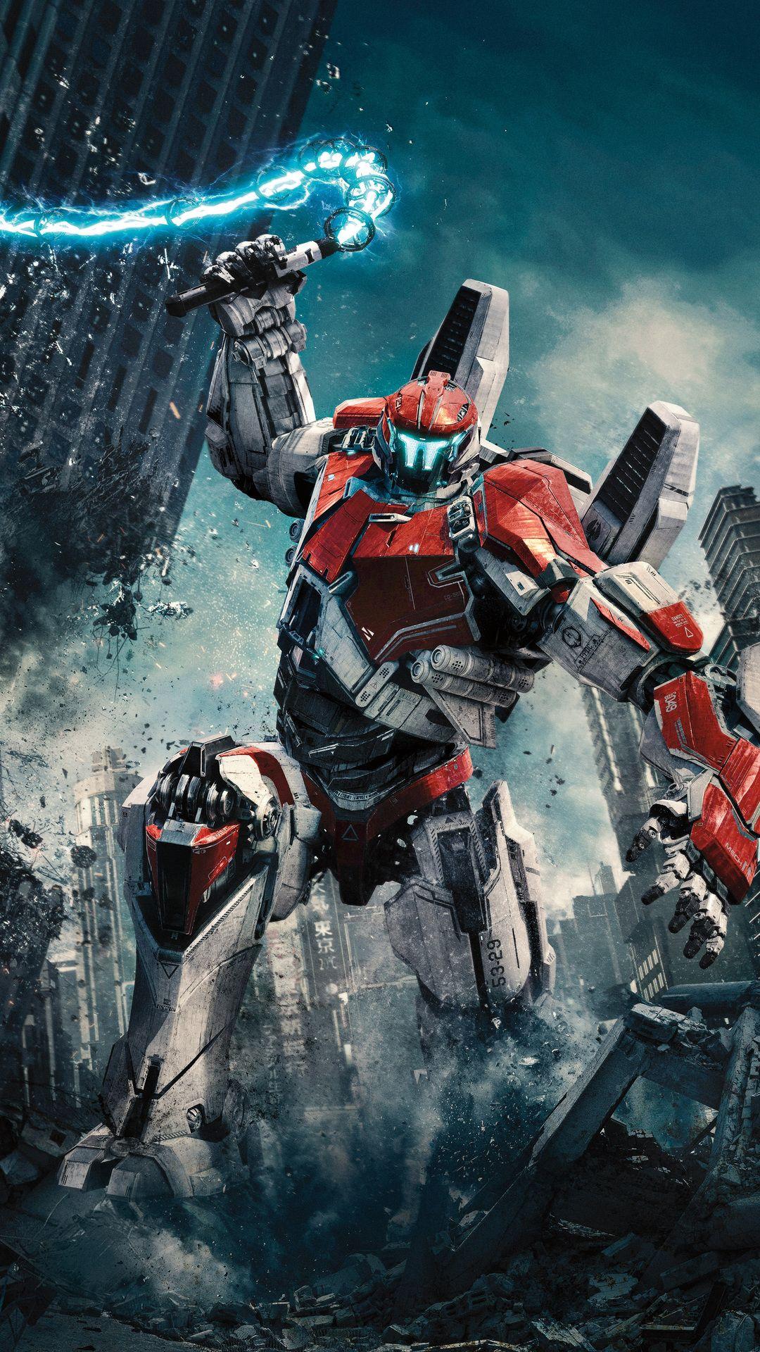 Pacific Rim Uprising Robot Spirits Guardian Bravo | HTC ... Pacific Rim