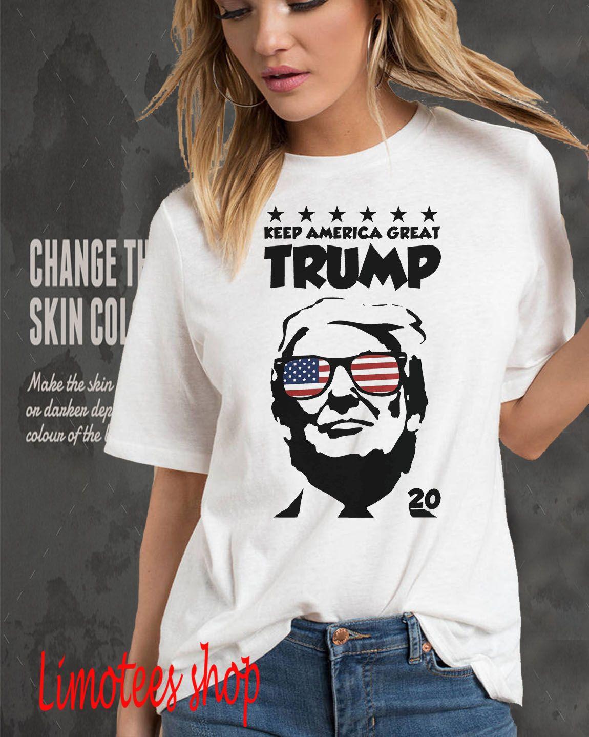 Keep America Great Trump 2020 Shirt, Youth tee, V neck