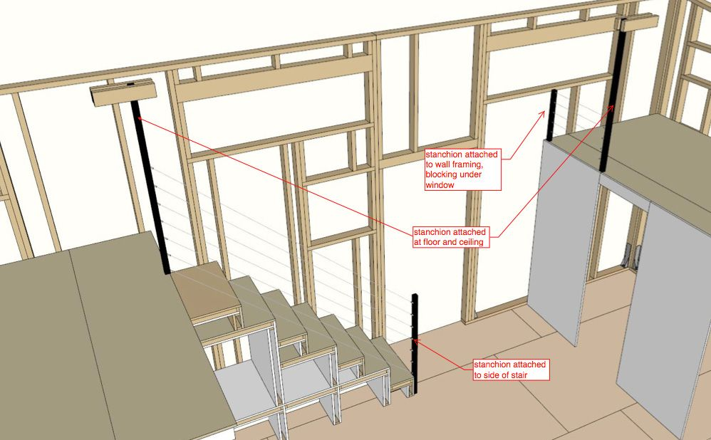These Tiny House Plans For An Open And Spacious Permanent Home Offer A Full  Kitchen, 2 Lofts, Tons Of Storage, Stairs, Headroom, Standard Shower, Au2026