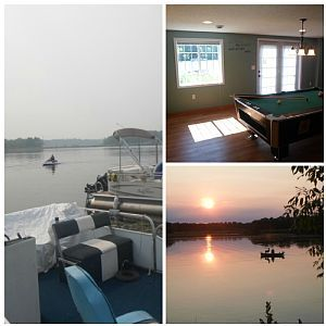 Lake Front Vacation Rental Near Mille Lacs On... - VRBO