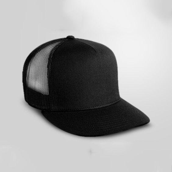 14d7a345d5c Adjustable Snapback Classic Trucker Hat by FlexFit  6006