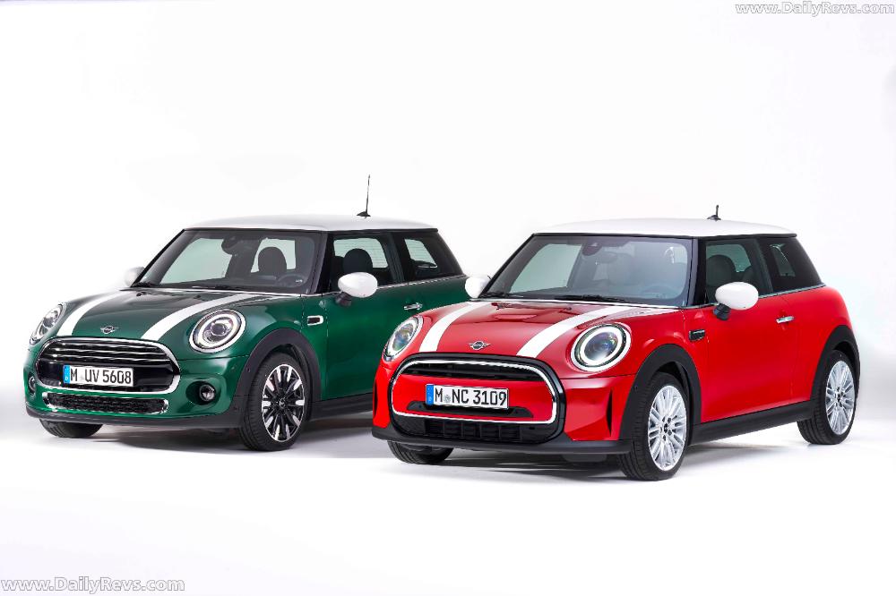 2022 Mini Cooper 3 Door Dailyrevs In 2021 Mini Convertible Mini Convertible