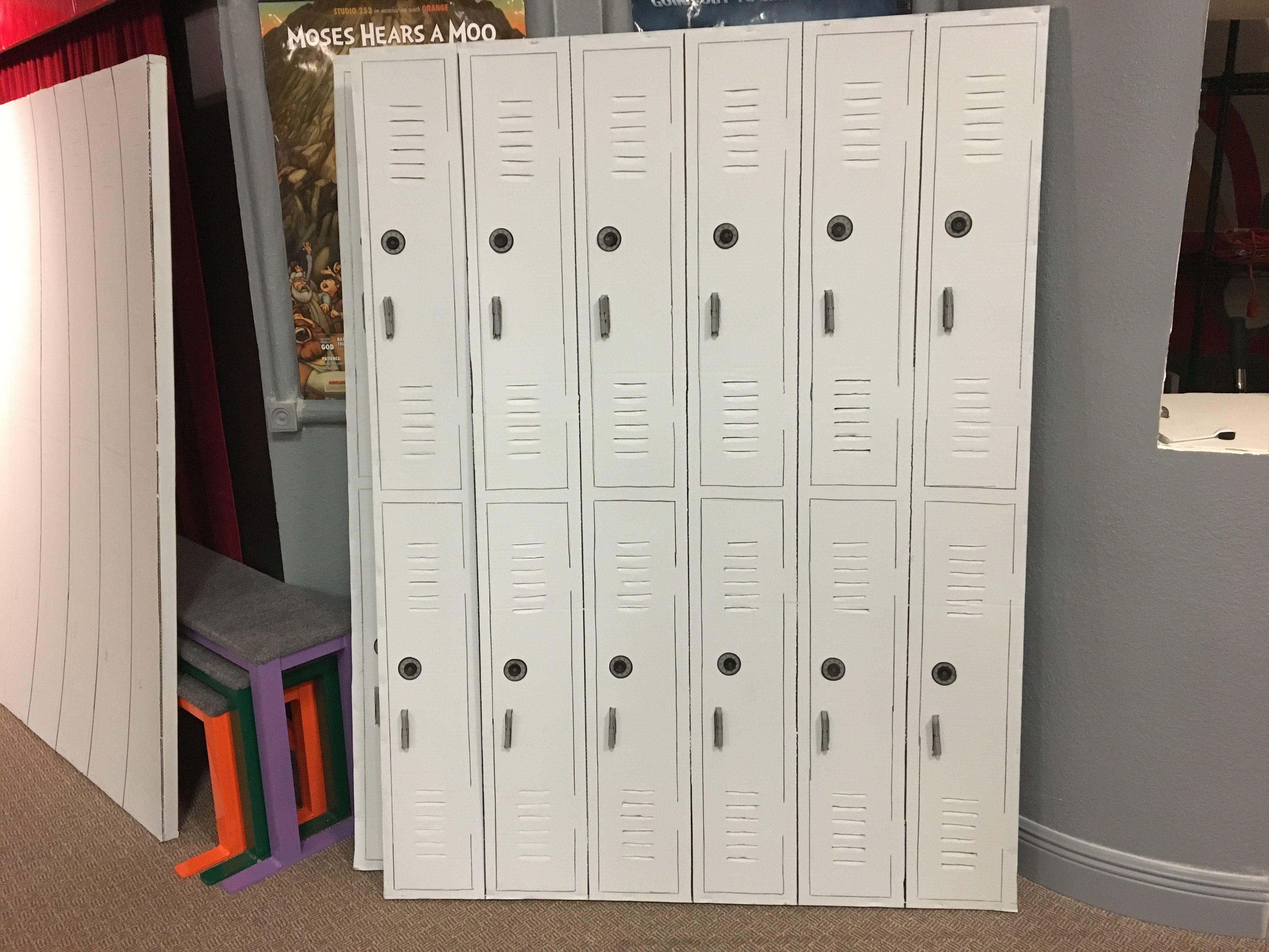 Inspirational School Gym Lockers
