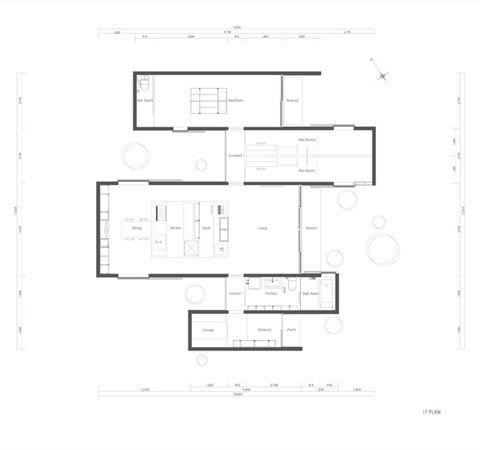 Japanese house plans architecture