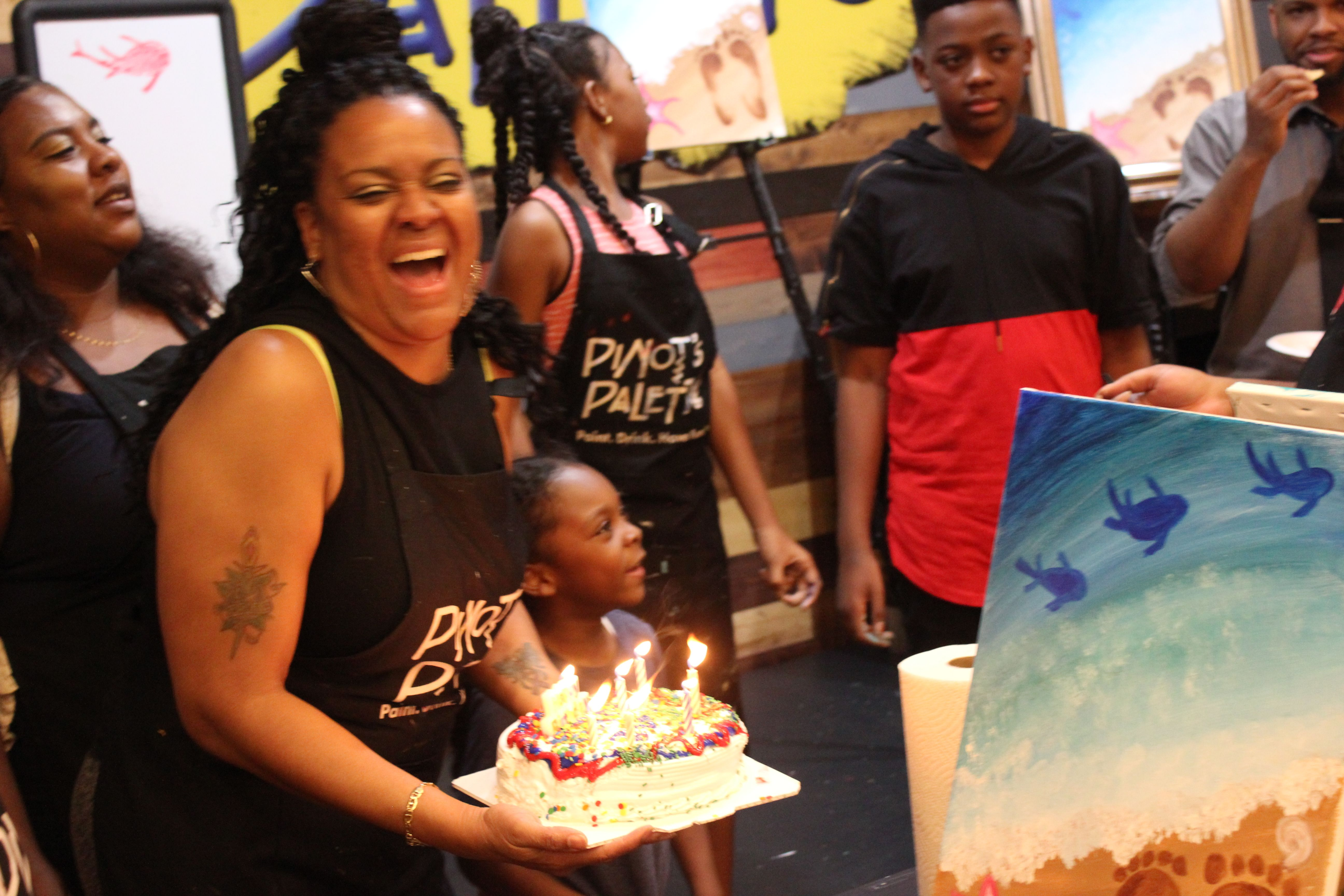 Best Adult Birthday Parties In Chicago Party Paint