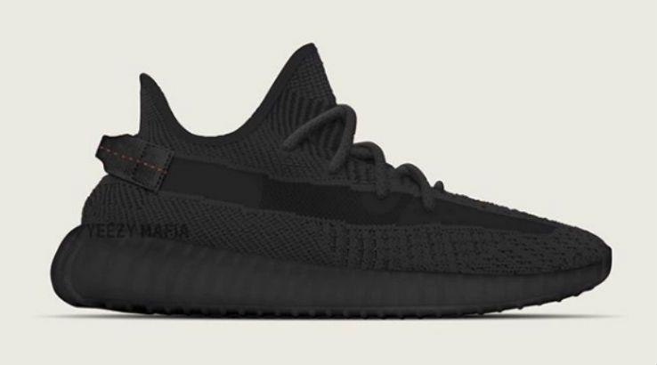 adidas Yeezy 350 Boost Black Release Date Sneaker Bar Detroit