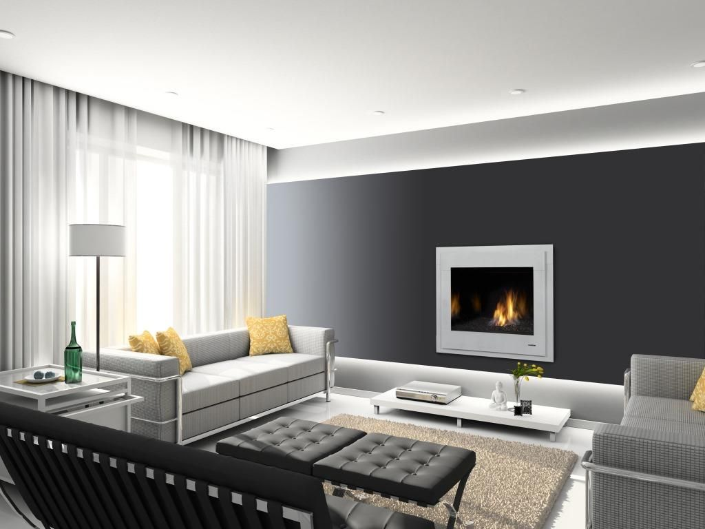 Best White Ceiling Paint Color With Gray Walls For Warm Living Room Using Gas Fireplace Antiquesl