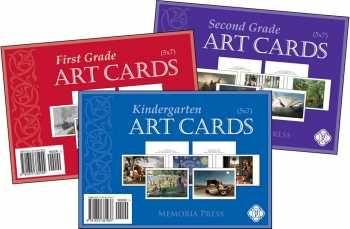 Art Cards Posters Memoria Press Classical Christian Curriculum Classical Homeschool Curriculum Christian Curriculum Classical Homeschool
