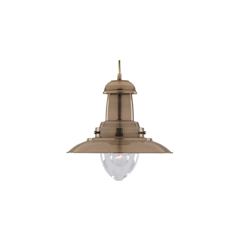 40 4301ab antique brass fisherman pendant light lighting searchlight lighting antique brass fishermans pendant light the is part of the extensive fishermans range available at the home lighting centre aloadofball Gallery