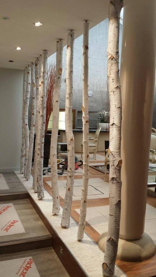 Decorative Birch, Branches, Trees & Logs  Decor, Outdoor indoor