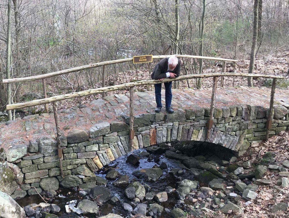 Image Result For How To Build Stone Bridge Over Creek