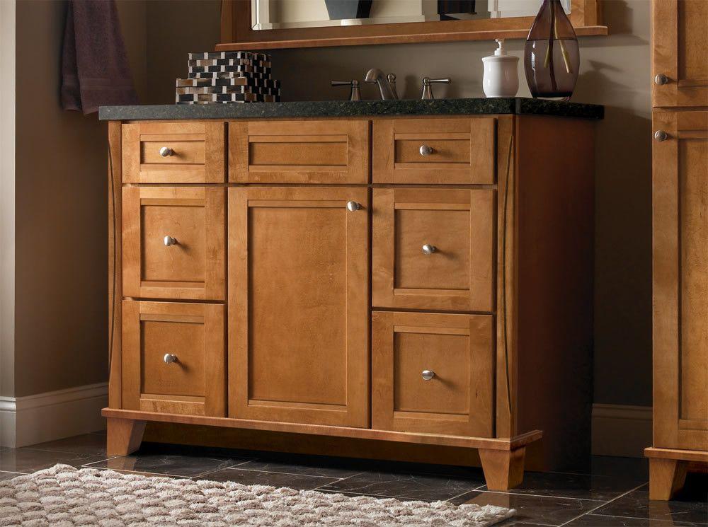 Montrose Collection Kraftmaid, Kraftmaid Bathroom Cabinets Catalog