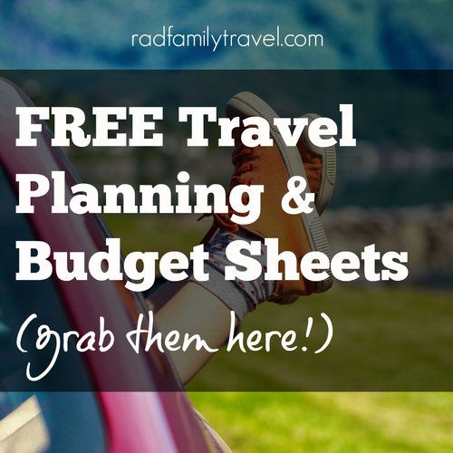 Apr 24 Havasupai packing list Family Vacations Pinterest