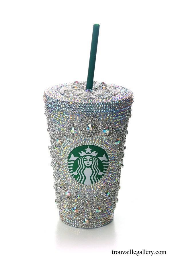 Swarovski Starbucks Cup? I really need this in my life right now!