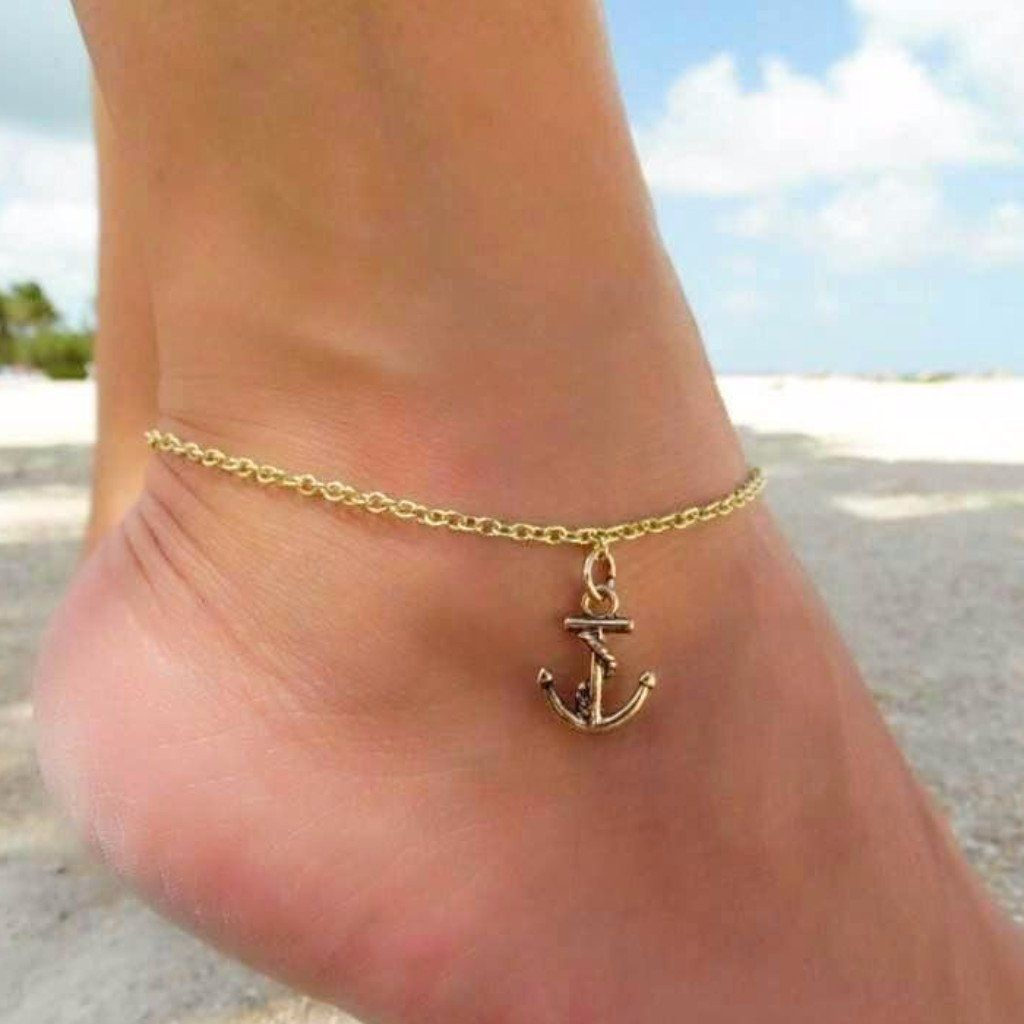 Fools gold anklet stunning jewelry pinterest anklet and gold