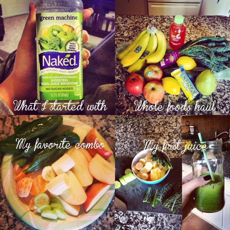 Awesome post on juicing!