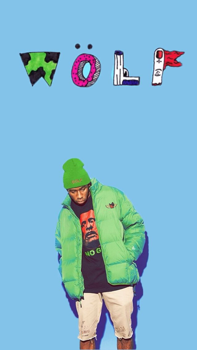 Golf Wang Tyler the creator, Iphone background