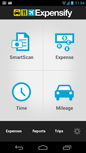 Expensify Makes Capturing Receipts Tracking Time Or Mileage