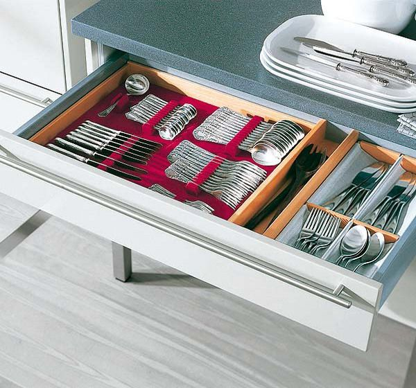 kitchen-drawer-organization-ideas-15.jpg 600×560 pixels | I Love ...