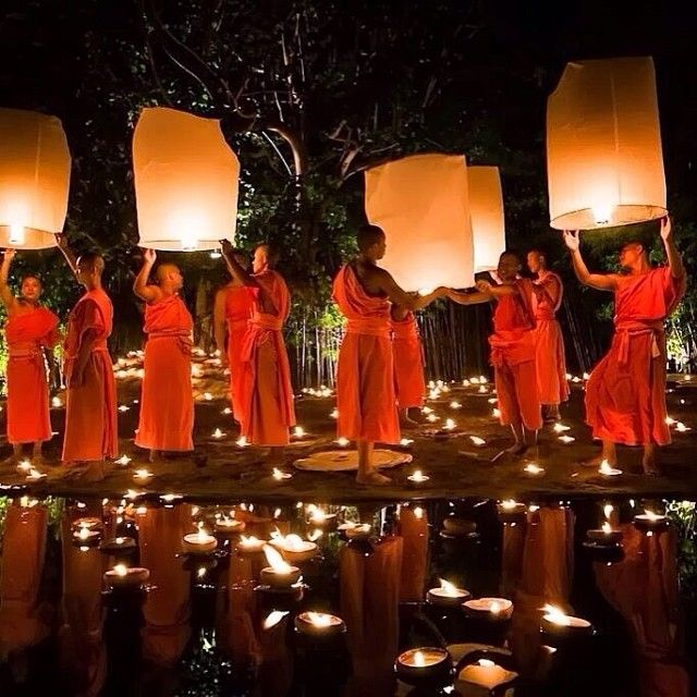 Enlighted #Monks #India