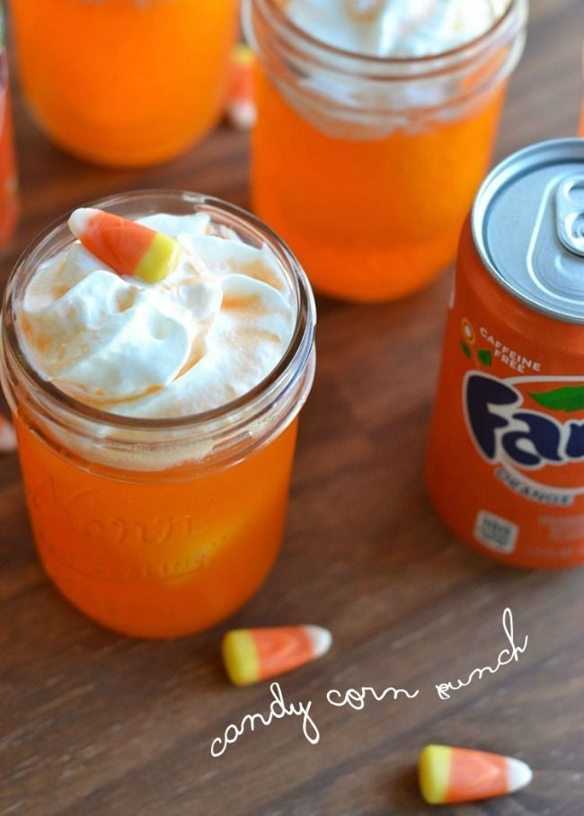 The 11 Best Halloween Drink Recipes For Kids Pomegranate Gin Drink