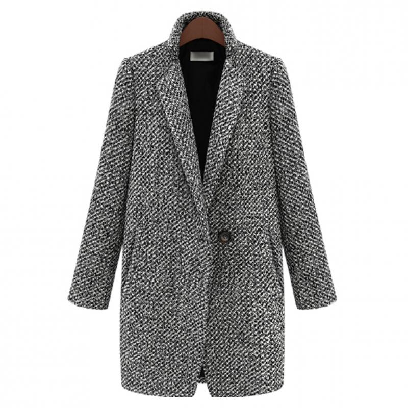 Серое пальто 2017 (168 фото): с чем носить, женские образы ...