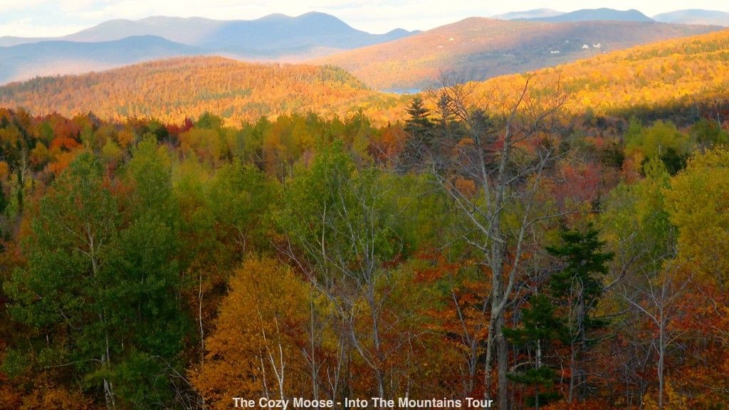 Into The Mountains Fall Tour in Greenville Maine Maine