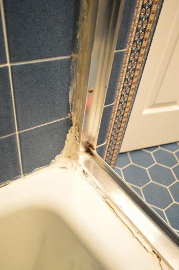 Removing And Re Doing Caulk On A Tub Or Shower | Young House Love