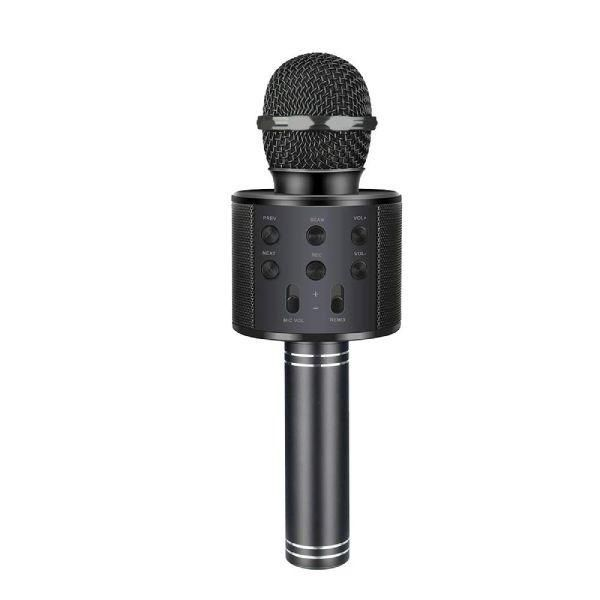 Wireless Portable Handheld Bluetooth Karaoke Microphone For Kids #bluetoothtechnology