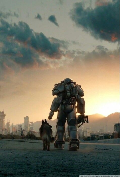 Wanderer Fallout 4 Fallout 4 Wallpapers Fallout Wallpaper Fallout 4 Concept Art