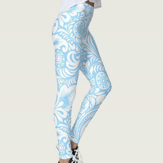 1a0a12ff19 Blue Nature Womens Leggings