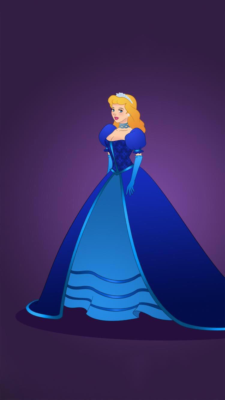Atractivo Vestido De Novia De La Cenicienta De Disney Ideas ...