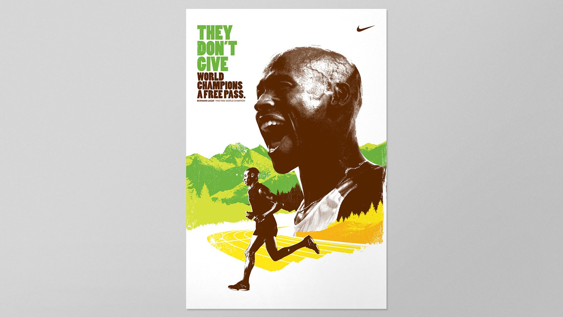nike olympic posters 2008 Google Search Branding