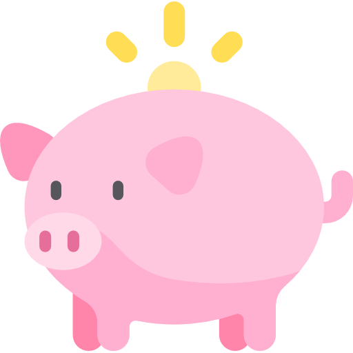 Piggy Bank Free Vector Icons Designed By Freepik Vector Icon Design Free Icons Icon Design
