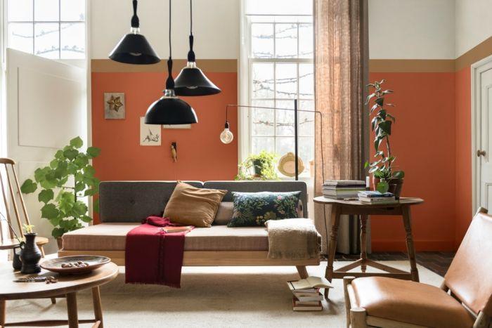 1001 Ideas Sobre Que Colores Se Llevan Para Pintar Un Salon En