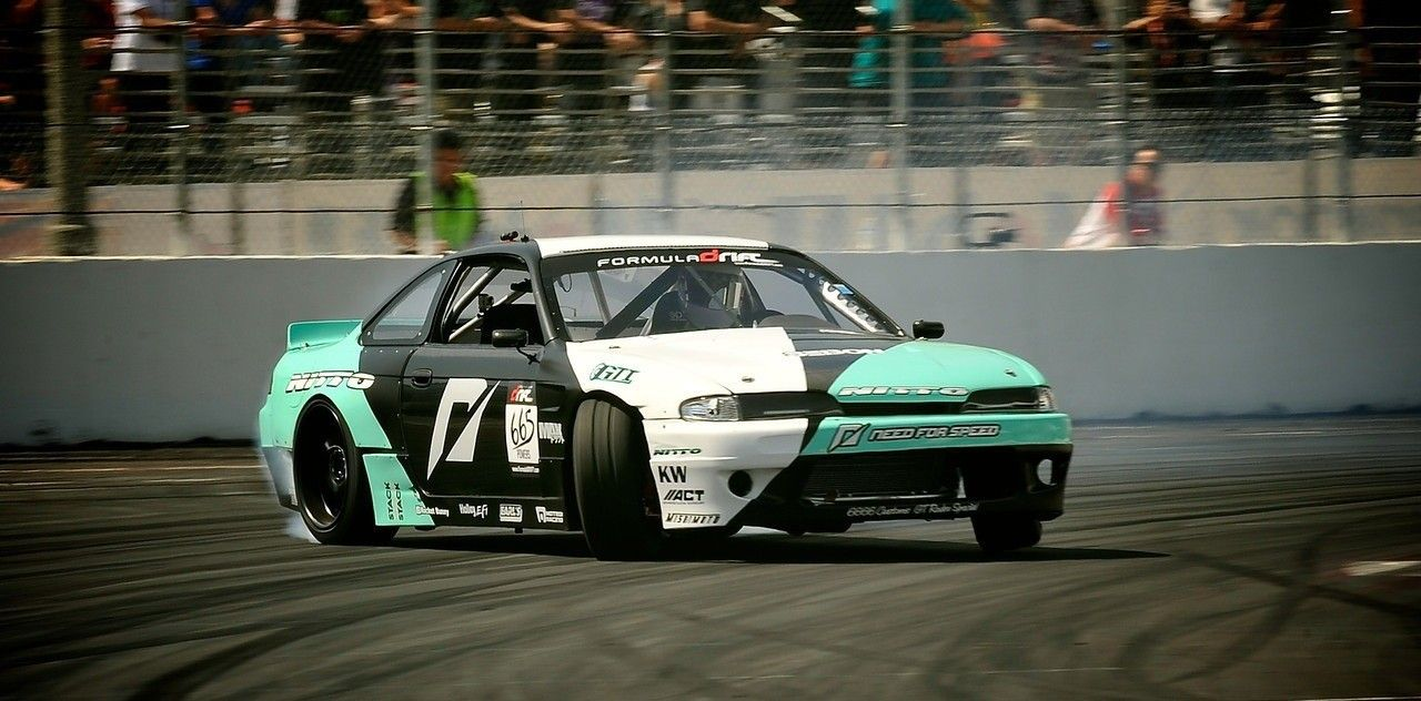 Formula Drift Drifting Matt Powers Drift