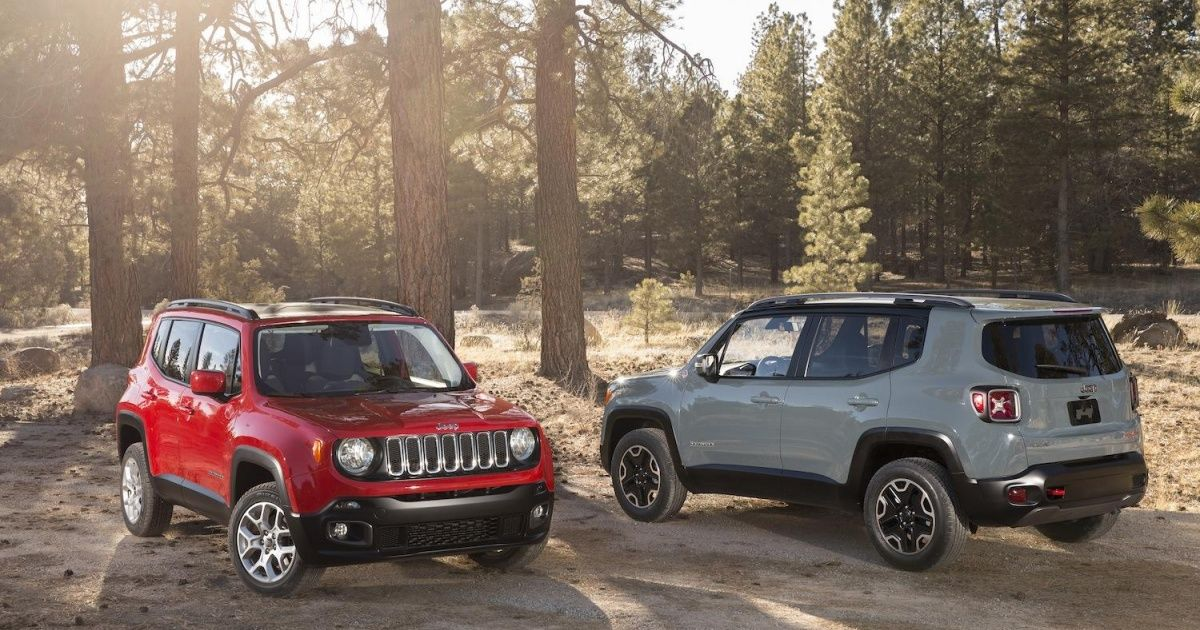 2015 Jeep Renegade Official specs, photos, and