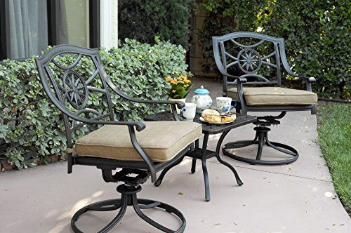 Beautiful Darlee Elisabeth Patio Furniture