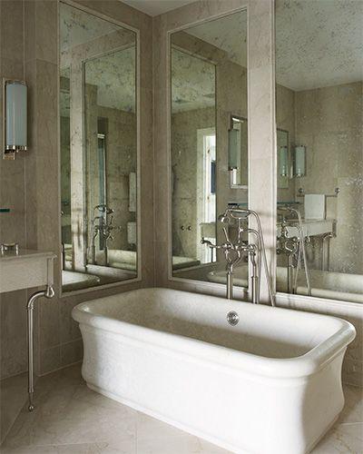 Bathroom Design New York an eye for elegance: a new york city apartment designedwilliam