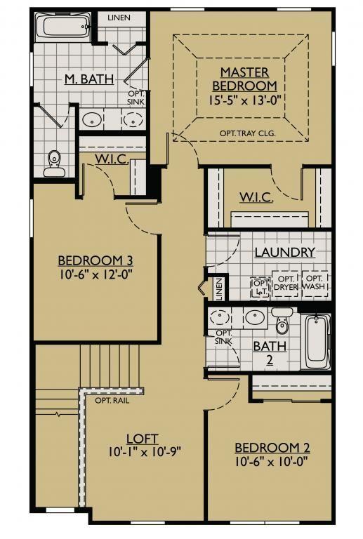 Floor Plan Williamryanhomes Com Floor Plans How To Plan House Plans