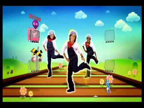 Just Dance Kids Ive Been Working on the Railroad Just